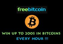 kiếm bitcoin miễn phí tại freebitcoin
