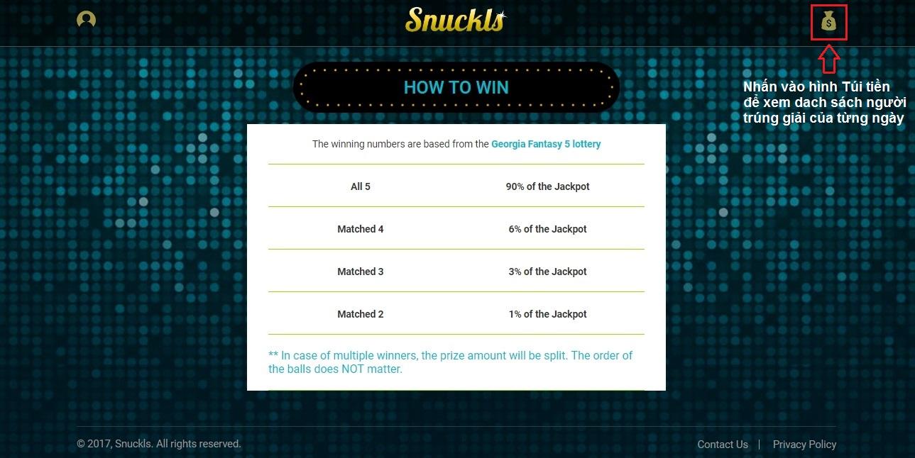 hướng dẫn chơi snuckls