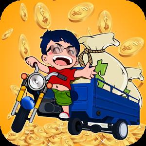 tải app kiếm thẻ cào gom lúa