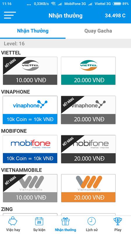 Tải Tozaco APK và IOS - Ứng dụng kiếm tiền nhanh nhất